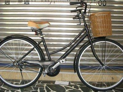 (J.J.Bike)26吋復古 淑女車 牛奶車 通勤車 城市車 休閒車 非KHS GINAT MERIDA FUJI