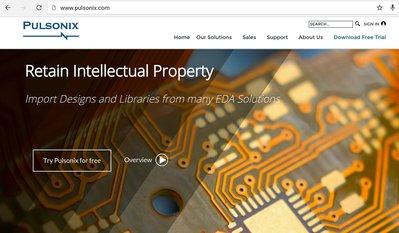 免費試用 PULSONIX, PCB CAD 設計軟件.  強大 直覺 省錢.