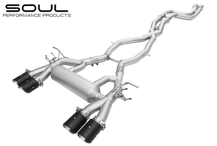 【樂駒】 Soul Performance Products BMW F80 M3 F82 M4 Valvetronic