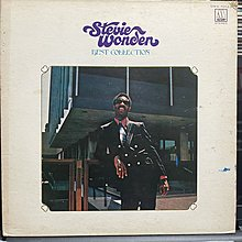 STEVIE WONDER/BEST COLLECTION 西洋 黑膠唱片