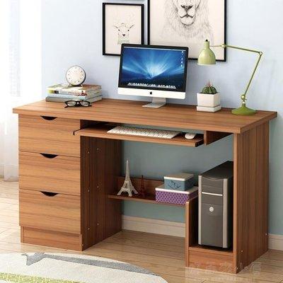 電腦桌電腦臺式桌家用學生桌臥室書桌辦公桌子簡易現代簡約寫字臺   NMS