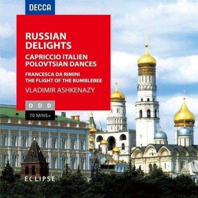 俄羅斯管絃樂名作選 Russian Delights / 阿胥肯納吉 Ashkenazy---4489892