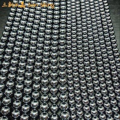 🌠三新水晶🌠鈦赫茲6mm項鍊