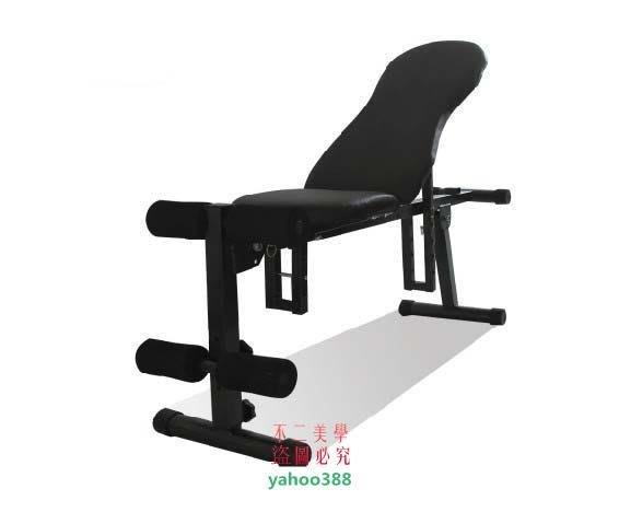 美學72仰臥起坐健身器材 家用多功能仰臥板收腹肌運動椅3536❖347