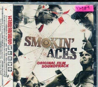 *還有唱片行* SMOKIN' ACES / ORIGINAL FILM SOUNDTR 全新 Y2989 (膜、殼破)