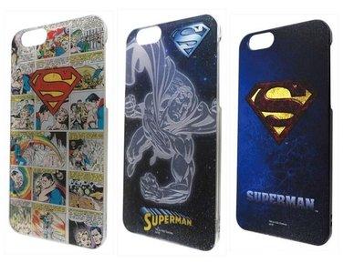尼德斯Nydus~* 日本正版 DC Comin 超級英雄 超人 硬殼 手機殼 4.7吋 iPhone6 共三款