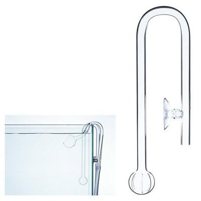 魚樂世界水族# 日本Do!aqua POPPY GLASS PV-2 玻璃入水口 型號:140-532 90cm魚缸適用
