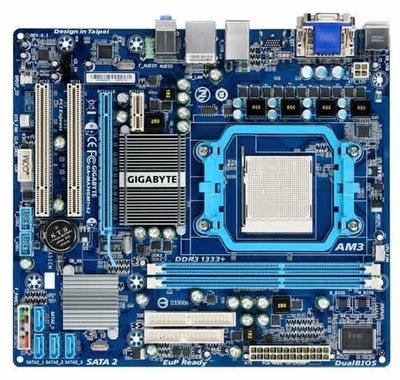 ~ 駿朋電腦 ~ 技嘉 GA-MA74GMT-S2 / AM3 / PCI-E / DDR3 / 顯示 $600