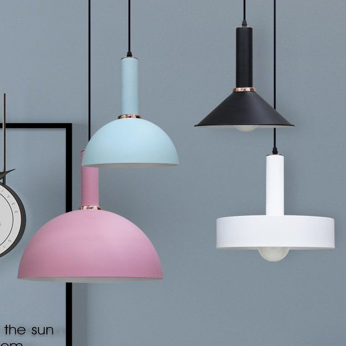【58街】「馬卡龍低調簡約吊燈」極致典雅品味/燈具/美術燈。複刻版。GH-559