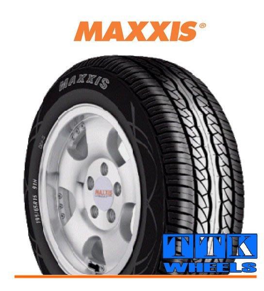 【田中輪胎館】MAXXIS 瑪吉斯 MAP1 195/65-15 (全國最低價~歡迎詢價)