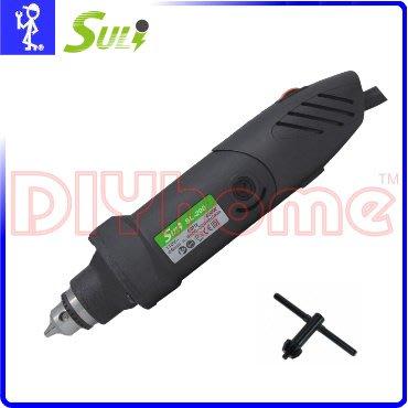 [DIYhome] SULI SL-200 電動刻磨機 6段變速 6.5mm夾頭 雕刻.研磨.刻磨機 D205095