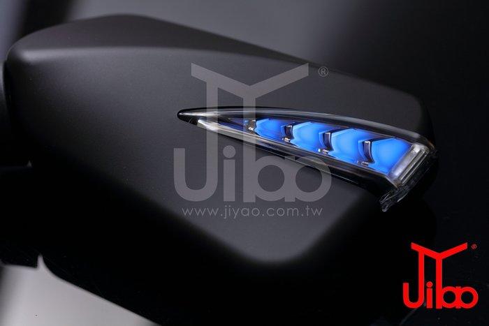 【吉燿部屋】JY005-M 藍光 機車 序列式後照鏡 方向燈 定位燈 光陽 三陽 YAMAHA G6