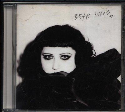 Beth Ditto 貝絲蒂朵 首張迷你專輯 580600002747 再生工場 02