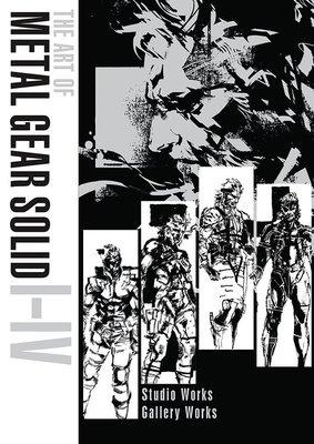 【布魯樂】《缺貨代尋》[美版書籍]《潛龍諜影Metal Gear Solid》1-4電玩設定集9781506705811