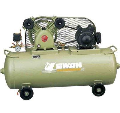 SWAN空壓機 SVP-202 (附2HP/1P) $ 15,900元.