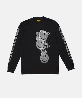 CHINATOWN MARKET PRINT GUN LONG SLEEVE