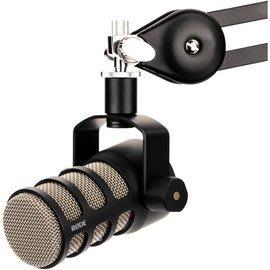 (最新款)視聽影訊 公司貨 直播用這支 RODE PodMic 動圈式全向麥克風 另有M1-S