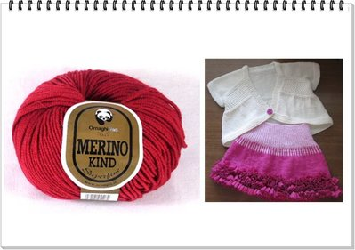 編織Merino Kind 金牌美麗諾毛線~多色任選~帽子、圍巾、背心~手工藝材料、編織工具、進口毛線☆彩暄手工坊☆