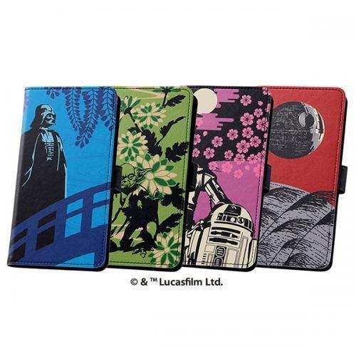 尼德斯Nydus~* 日本迪士尼 星際大戰VII 原力覺醒 Xperia Z5 手機殼 保護殼 可立式 翻頁皮套 票卡夾