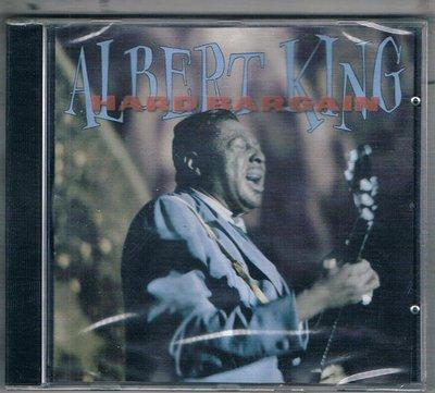 [鑫隆音樂]西洋CD-亞伯特.金 Albert King:Hard Bargain  { SCD85942 } 全新