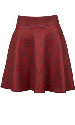 World of Warcraft Horde Skater Skirt 部落 紅裙子 魔獸世界 m號