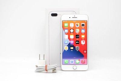【台南橙市3C】APPLE IPHONE 8 PLUS 64G 64GB 銀 5.5吋 二手手機 #60587