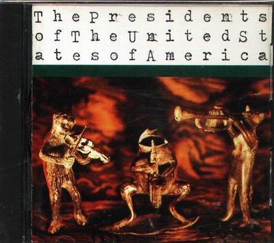 八八 - The Presidents Of The United States Of America - The 日版