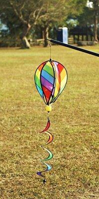 【大山野營】嘉隆 ZC-001 熱氣球風旗 裝飾 戶外 露營