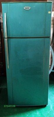 【吉旺二手傢俱生活館】二手/中古歌林雙門冰箱 分離式冷氣 變頻洗衣機 液晶電視 - 各式新舊/二手家具 生活家電買賣