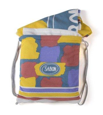 滿千免運🇮🇱以色列專櫃限定sabon速乾海灘浴巾