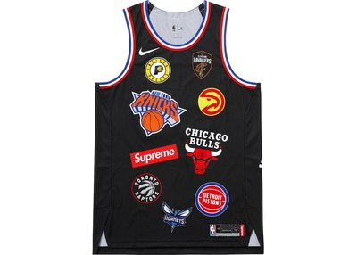 「Rush Kingdom」代購 Supreme Nike/NBA Teams Authentic Jersey 球衣