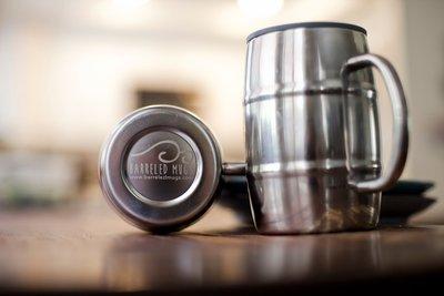 【Sunny Buy運動館】◎預購◎ 美國代購 Barreled mugs 保溫杯 手把 17oz 啤酒杯 咖啡杯