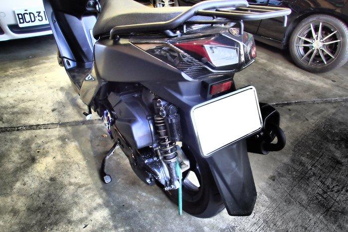DJD19081511 卡夢碳纖維6碼機車大牌框 汽/機車用 六/七碼大牌 卡夢大牌框.BWS/CUXI/GTR/勁戰