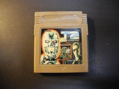 T2 The Arcade Game 魔鬼終結者│Game Boy│編號:G3
