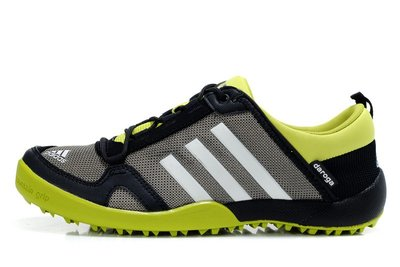 D-BOX  Adidas CLIMACOOL BOAT LACE GRAPHIC BOOST 衝浪鞋 灰黃