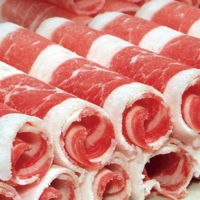 美國Choice霜降牛五花雪花牛燒烤片火鍋肉片(滿1500免運/ 歡迎批發)【馬太食品】
