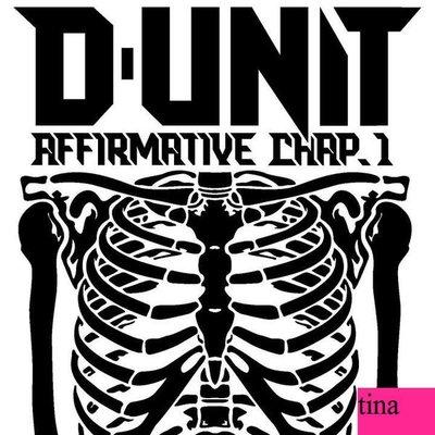 D-Unit 韓國原版第二張專輯D-Unit Vol. 2 - Affirmative Chapter 1全新未拆下標即售Block B.Zico