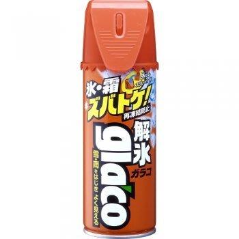 【huge 上大莊】 SOFT99   免雨刷除冰劑
