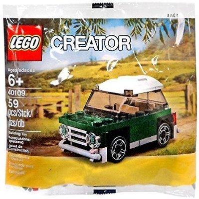 (JEFF) LEGO CREATOR 40109  Mini Cooper 非 10242 40220 40252