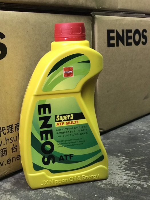 【優選電池】ENEOS Super5 ATF Multi *12瓶