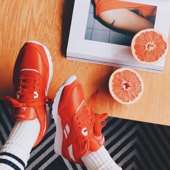 限時特價 南◇2020 12月 Reebok Nylon CN7446 女鞋 復古 韓系 紅色 紅白色