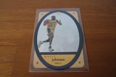 美國NBA職籃明星-MAGIC JOHNSON-被ESPN評為有史以來最偉大的控球後衛