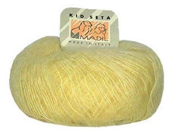 編織MADIL Kid Seta 蠶絲素毛海毛線~披肩、圍巾、帽子~手工藝材料、編織工具 、進口毛線【彩暄手工坊】