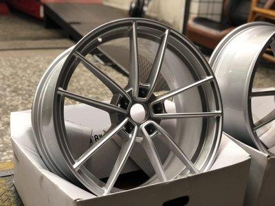 Audi Skoda A4 A5 super b  skoda octavia 19吋 鍛造鋁圈 巧新 代工