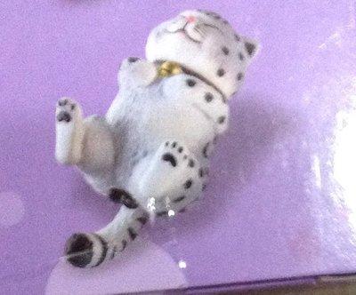 全新空想造物 懶懶貓 慵懶貓 躺姿 貓鈴鐺貓咪 Q版 喵星人 公仔 景品