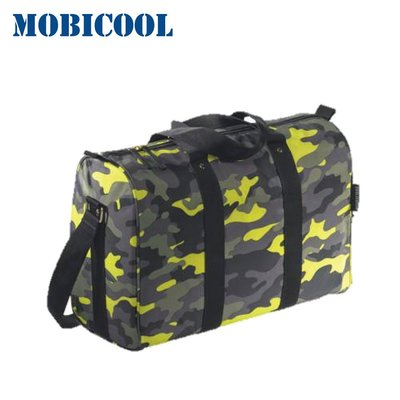 MOBICOOL ICON Ⅱ 10 保溫保冷袋(迷彩黃)