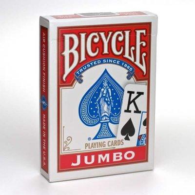 Bicycle 啤牌- Jumbo 大字版