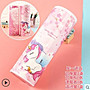[免運—可開發票]鉛筆盒 多功能大容量文具盒男女童筆盒韓版簡約小清新 「粉色世家」