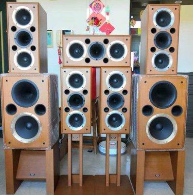 Pioneer S-LH3(TAD300) S-LH5a(TAD500) TAD監聽用號角喇叭