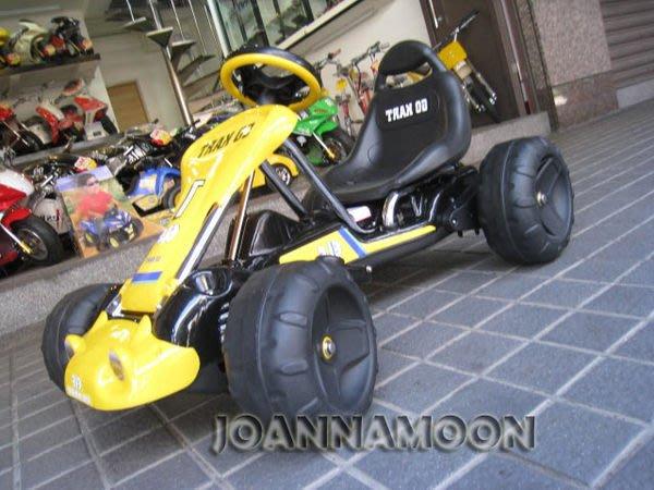 【宗剛零售/批發】可遙控兒童電動Go-kart 卡丁車(黃)/小越野/49CC/零件/小GP,